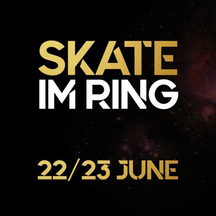 Skate im Ring - the golden Edition