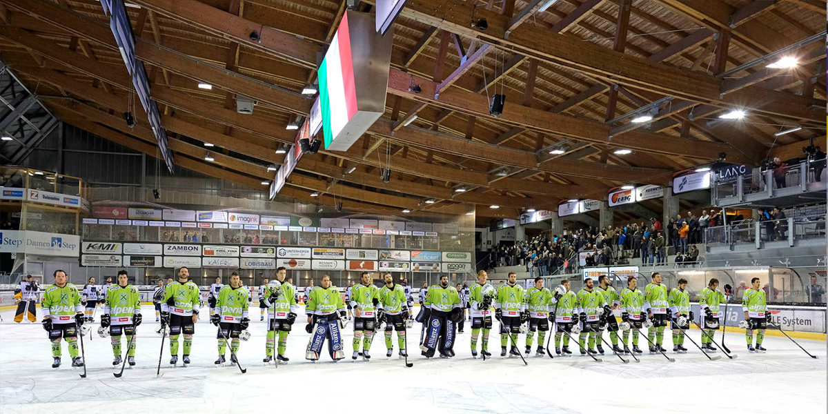 Welcome in the Ritten Arena